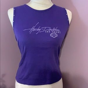 Tops - Authentic Harley Davidson tank top
